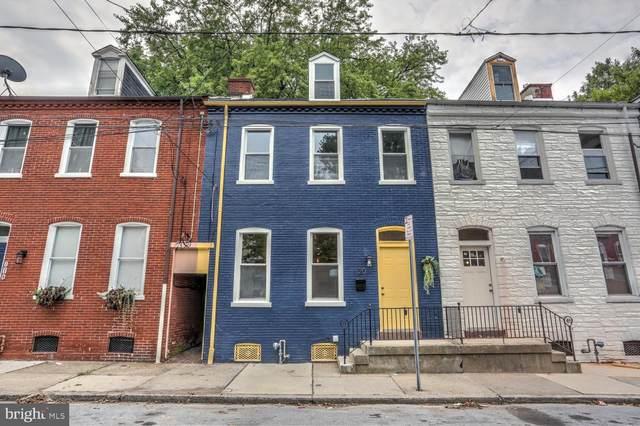 120 Nevin Street, LANCASTER, PA 17603 (#PALA167946) :: Flinchbaugh & Associates