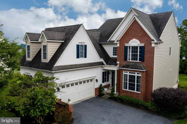 437 Waynebrook Drive, CHESTER SPRINGS, PA 19425 (#PACT513122) :: Certificate Homes
