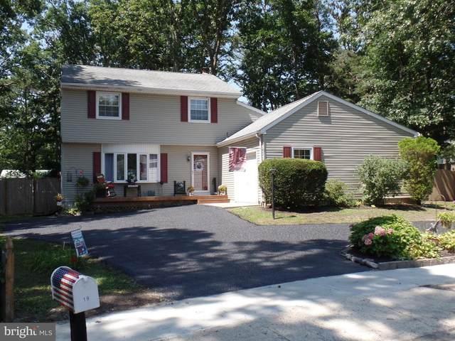 19 Fletcher Boulevard, SICKLERVILLE, NJ 08081 (#NJCD399684) :: LoCoMusings