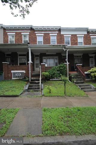 2237 W Lexington Street, BALTIMORE, MD 21223 (#MDBA519616) :: The Team Sordelet Realty Group