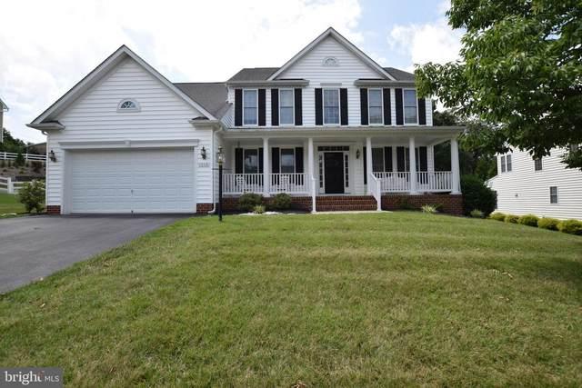 1510 Terra Oaks Court, MOUNT AIRY, MD 21771 (#MDCR198680) :: Revol Real Estate