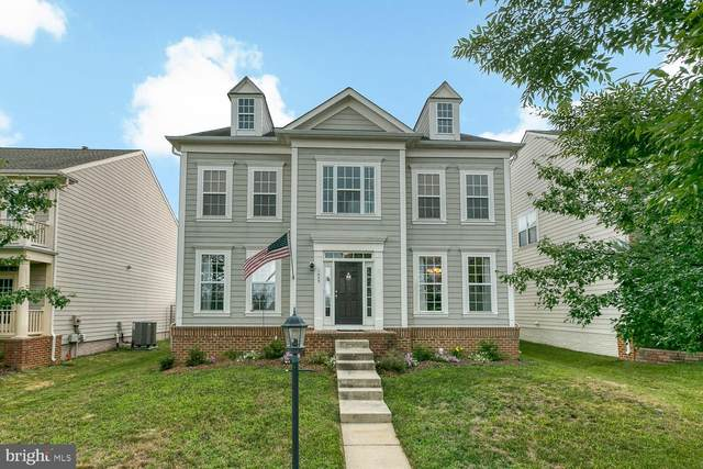 1605 Gayle Terrace, FREDERICKSBURG, VA 22401 (#VAFB117556) :: LoCoMusings