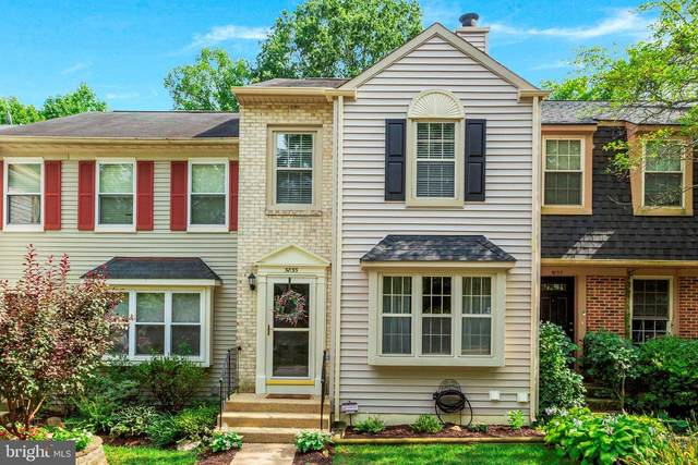 5855 Waterdale Court, CENTREVILLE, VA 20121 (#VAFX1146654) :: ExecuHome Realty