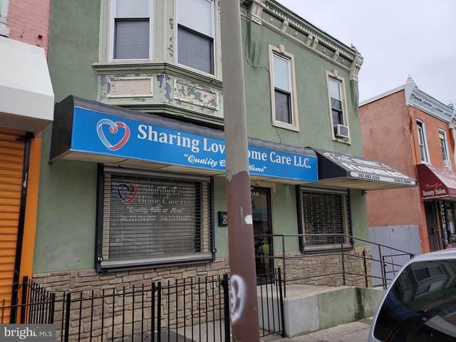 3114-16 N. Front St. N Front Street, PHILADELPHIA, PA 19133 (#PAPH922460) :: LoCoMusings
