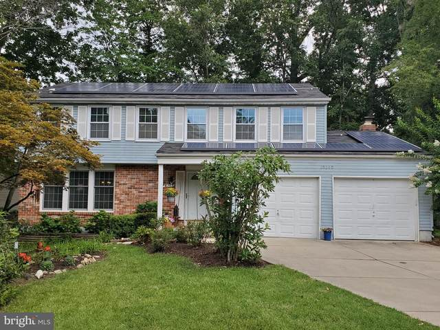 10260 Shaker Drive, COLUMBIA, MD 21046 (#MDHW283456) :: Revol Real Estate