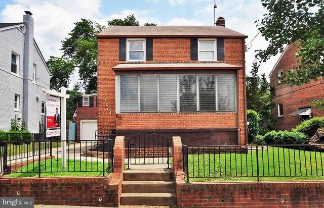 3901 17TH Place NE, WASHINGTON, DC 20018 (#DCDC480994) :: Crossman & Co. Real Estate