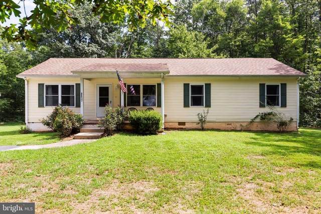 8617 Granite Springs Road, SPOTSYLVANIA, VA 22551 (#VASP224180) :: LoCoMusings