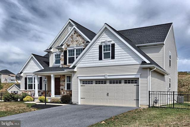 218 Highland Terrace Way, BOILING SPRINGS, PA 17007 (#PACB126512) :: The Craig Hartranft Team, Berkshire Hathaway Homesale Realty