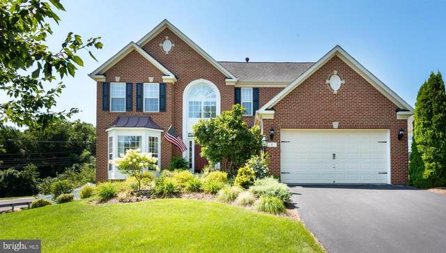 8 Moorhead Drive, WARRENTON, VA 20186 (#VAFQ166686) :: The Putnam Group