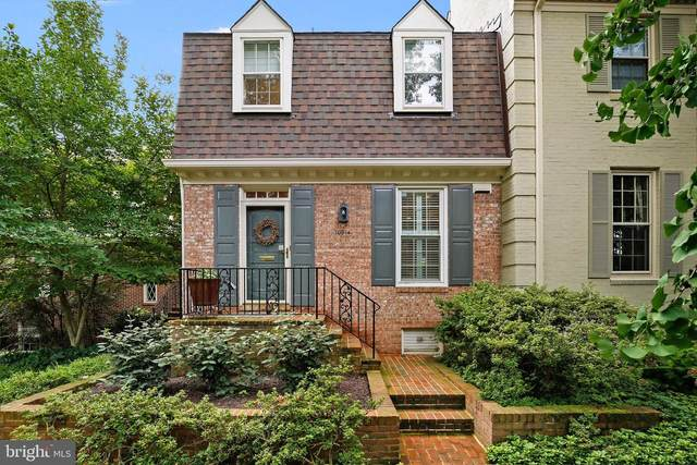 10914 Wickshire Way D-2, ROCKVILLE, MD 20852 (#MDMC719902) :: The Riffle Group of Keller Williams Select Realtors