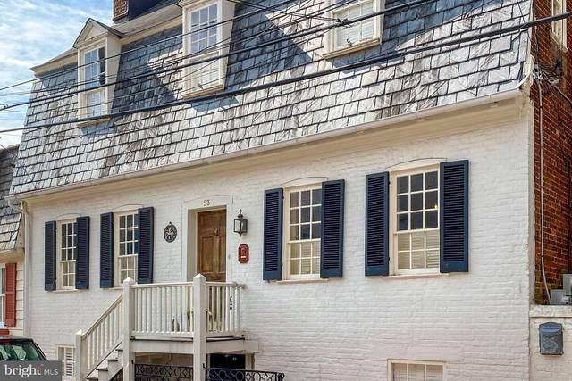 53 Cornhill Street, ANNAPOLIS, MD 21401 (#MDAA442660) :: Keller Williams Flagship of Maryland