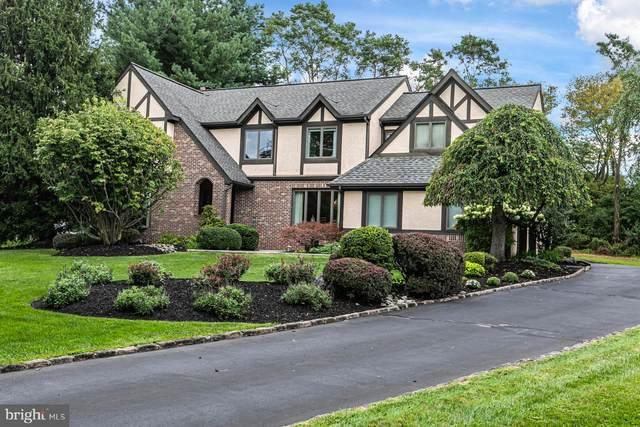 10 North Field Court, LAWRENCEVILLE, NJ 08648 (#NJME299788) :: Holloway Real Estate Group