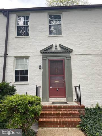 5203 Falls Road #2, BALTIMORE, MD 21210 (#MDBA519640) :: The Licata Group/Keller Williams Realty