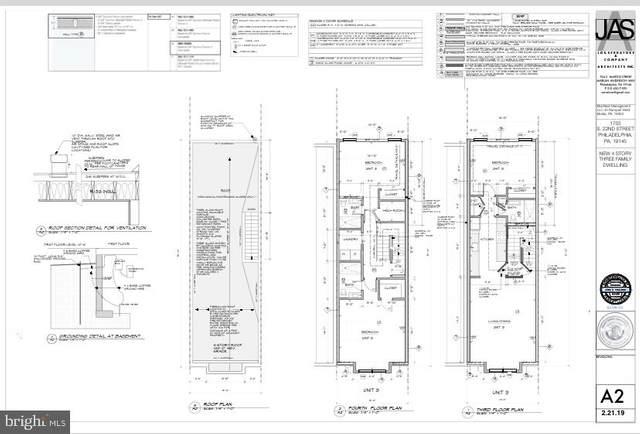 1703 S 22ND Street, PHILADELPHIA, PA 19145 (#PAPH922542) :: Tessier Real Estate