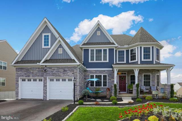 445 Hollyhock Drive, MANCHESTER, PA 17345 (#PAYK142992) :: Shamrock Realty Group, Inc