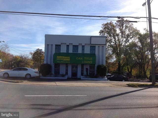 6801 Richmond Highway, ALEXANDRIA, VA 22306 (#VAFX1146728) :: Jacobs & Co. Real Estate