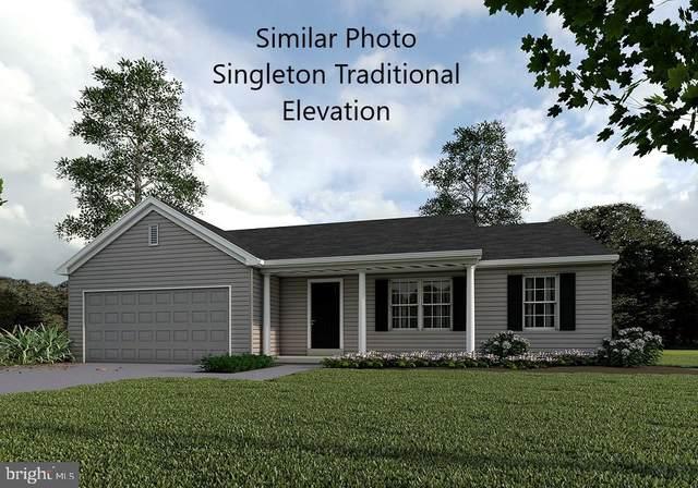 Singleton Model At Fox Run Creek, DOVER, PA 17315 (#PAYK142998) :: CENTURY 21 Core Partners