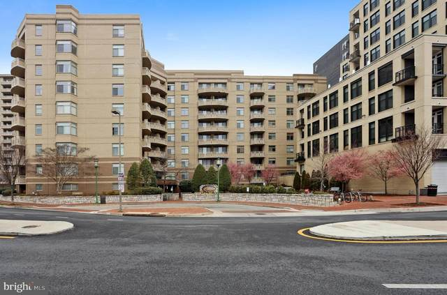 7111 Woodmont Avenue #412, BETHESDA, MD 20815 (#MDMC719918) :: Crossman & Co. Real Estate