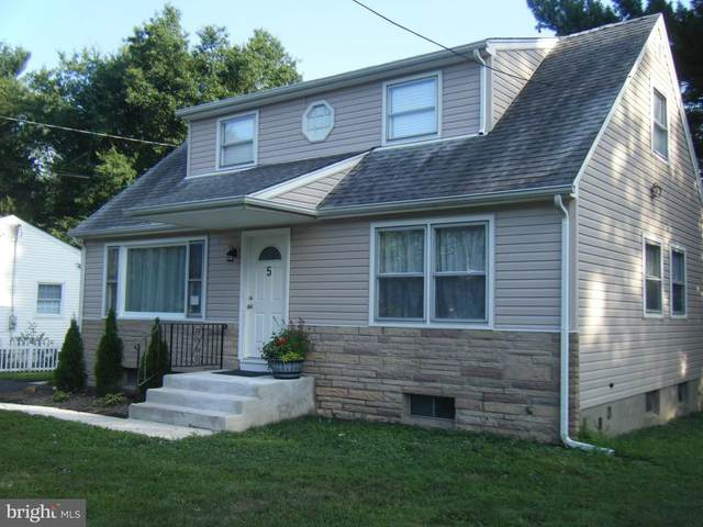 5 Langmoore Drive, TRENTON, NJ 08638 (#NJME299794) :: John Smith Real Estate Group
