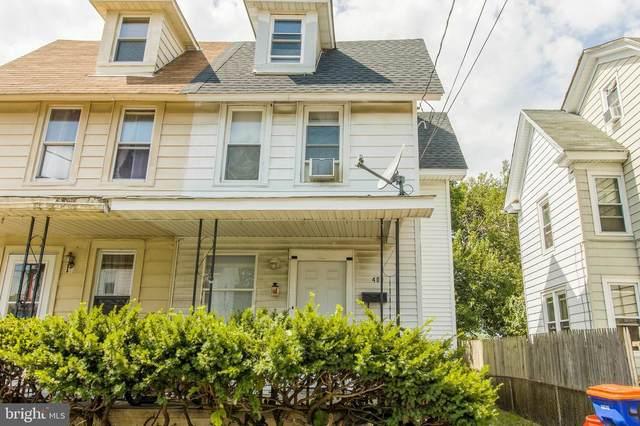 408 W Foundry Street, MILLVILLE, NJ 08332 (MLS #NJCB128124) :: Jersey Coastal Realty Group