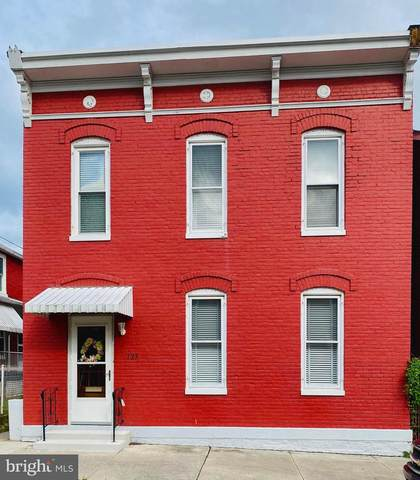 123 Hanover Street, CUMBERLAND, MD 21502 (#MDAL134896) :: Network Realty Group