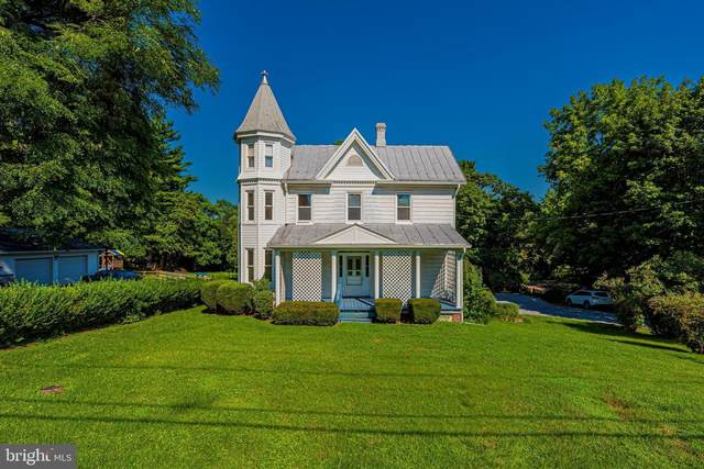 608 S Main Street, MOUNT AIRY, MD 21771 (#MDFR268668) :: The Licata Group/Keller Williams Realty