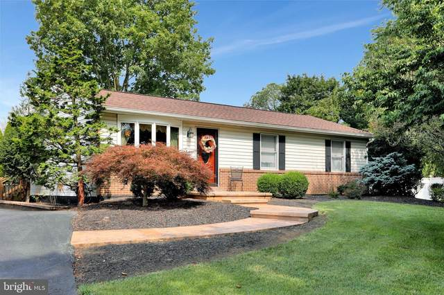 1301 Carroll Heights Boulevard, HAGERSTOWN, MD 21742 (#MDWA173874) :: ExecuHome Realty