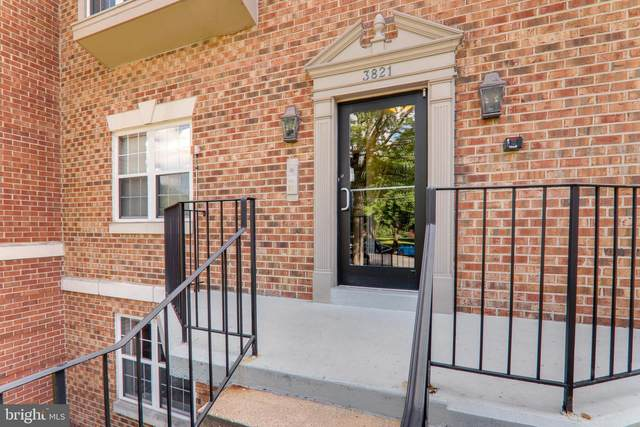 3821 Porter Street NW #303, WASHINGTON, DC 20016 (#DCDC481056) :: The Bob & Ronna Group