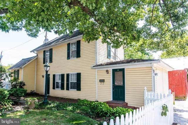 402 Goldsborough Street F, EASTON, MD 21601 (#MDTA138874) :: RE/MAX Coast and Country