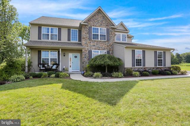 14 Tiffany Circle, BARTO, PA 19504 (#PABK361942) :: Bob Lucido Team of Keller Williams Integrity