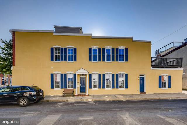 113 W Clement Street, BALTIMORE, MD 21230 (#MDBA519684) :: The Gus Anthony Team