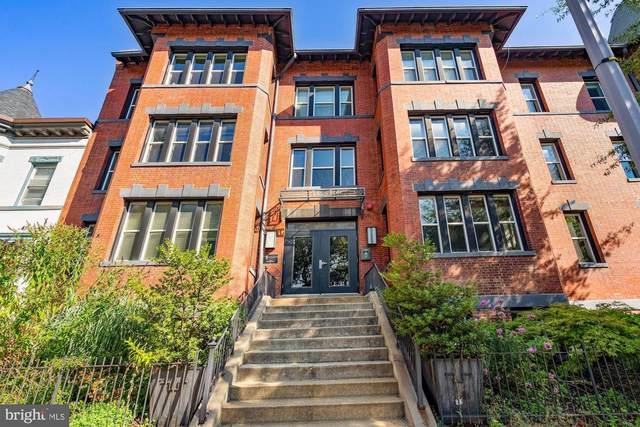 143 Rhode Island Avenue NW #5, WASHINGTON, DC 20001 (#DCDC481070) :: Crossman & Co. Real Estate