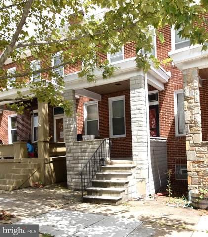 1603 Webster Street, BALTIMORE, MD 21230 (#MDBA519690) :: SURE Sales Group