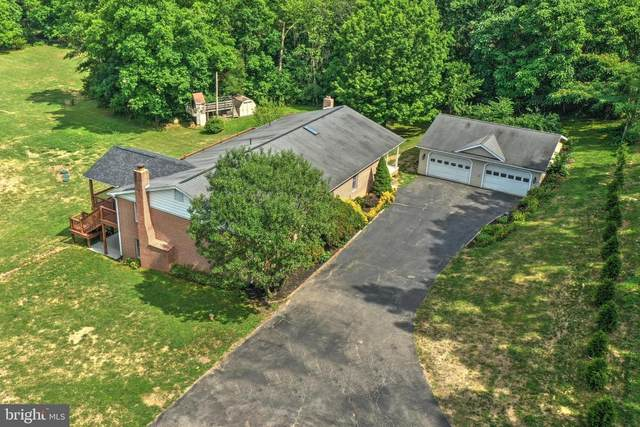 639 Middle Creek Road, FAIRFIELD, PA 17320 (#PAAD112658) :: CENTURY 21 Core Partners