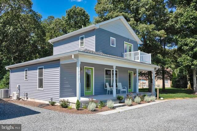 16109 Hudson Road Guest House, MILTON, DE 19968 (#DESU166270) :: CoastLine Realty
