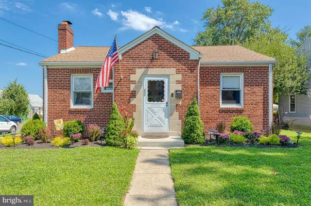 404 W Park Avenue, HAMILTON, NJ 08610 (#NJME299804) :: John Smith Real Estate Group