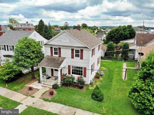 8 South Street, HANOVER, PA 17331 (#PAYK143038) :: Bob Lucido Team of Keller Williams Integrity