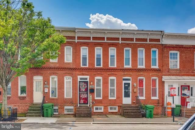 917 Washington Boulevard, BALTIMORE, MD 21230 (#MDBA519710) :: Eng Garcia Properties, LLC
