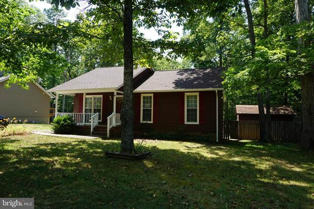 219 Land Or Drive, RUTHER GLEN, VA 22546 (#VACV122630) :: RE/MAX Cornerstone Realty