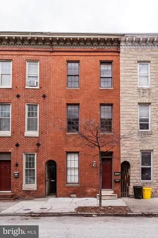 930 S Hanover Street #2, BALTIMORE, MD 21230 (#MDBA519718) :: The Dailey Group