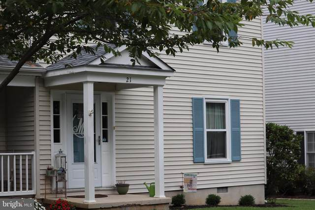 21 Beekman Place, CHARLES TOWN, WV 25414 (#WVJF139754) :: RE/MAX 1st Realty