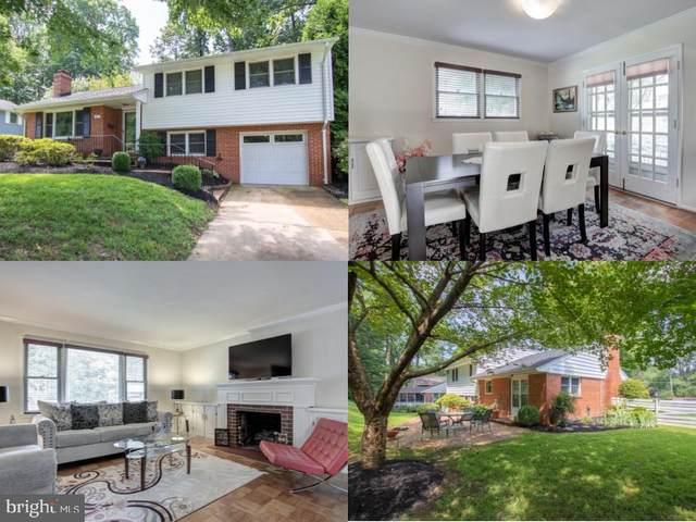 7617 Elgar Street, SPRINGFIELD, VA 22151 (#VAFX1146830) :: Debbie Dogrul Associates - Long and Foster Real Estate