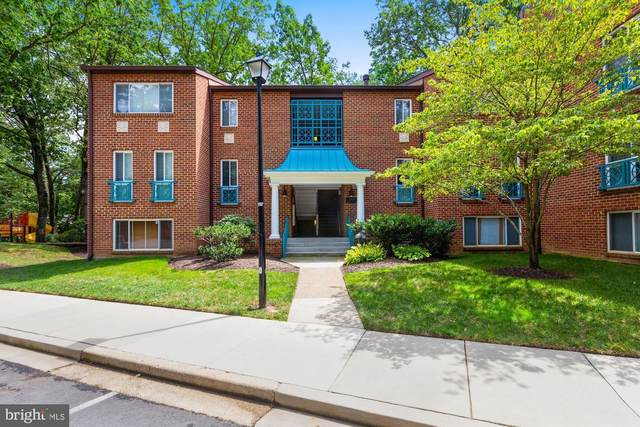 11815 Breton Court 12B, RESTON, VA 20191 (#VAFX1146842) :: The Vashist Group