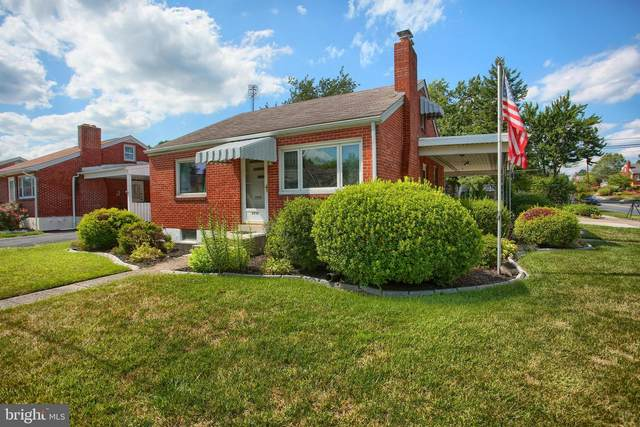 4930 Locust Lane, HARRISBURG, PA 17109 (#PADA124292) :: TeamPete Realty Services, Inc