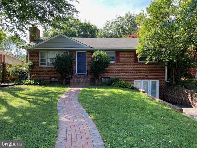3436 Payne Street, FALLS CHURCH, VA 22041 (#VAFX1146844) :: Arlington Realty, Inc.