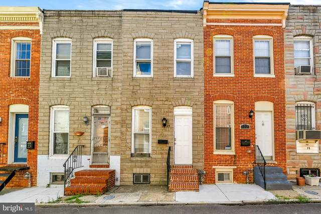 19 N Bradford Street, BALTIMORE, MD 21224 (#MDBA519736) :: SURE Sales Group