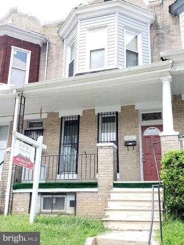 3022 Brighton Street, BALTIMORE, MD 21216 (#MDBA519750) :: The Licata Group/Keller Williams Realty