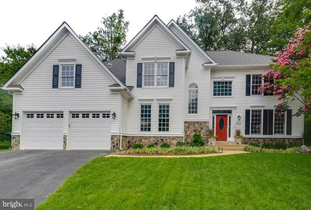 9654 Sherman Oaks Court, FAIRFAX, VA 22032 (#VAFX1146888) :: Debbie Dogrul Associates - Long and Foster Real Estate