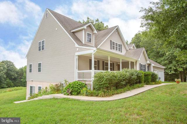7440 Cross Creek Drive, SPOTSYLVANIA, VA 22551 (#VASP224196) :: RE/MAX Cornerstone Realty