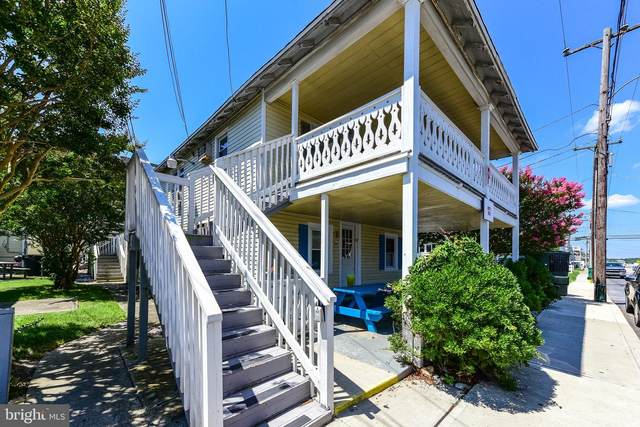 205 5TH Street #45, OCEAN CITY, MD 21842 (#MDWO115836) :: Speicher Group of Long & Foster Real Estate